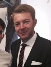 Olly Wooding - Chairman